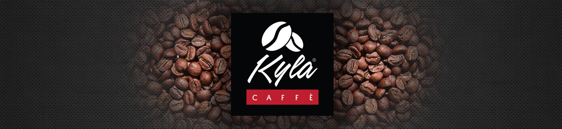 Distribuzione Kyla Caffé